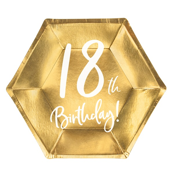Pratos 18th Birthday