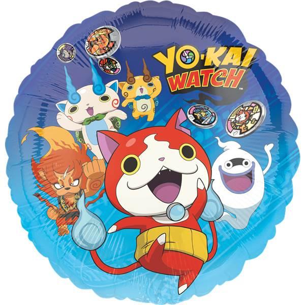 Yo-Kai Watch Balão Médio