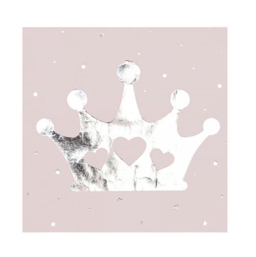 Guardanapos Coroa Princess