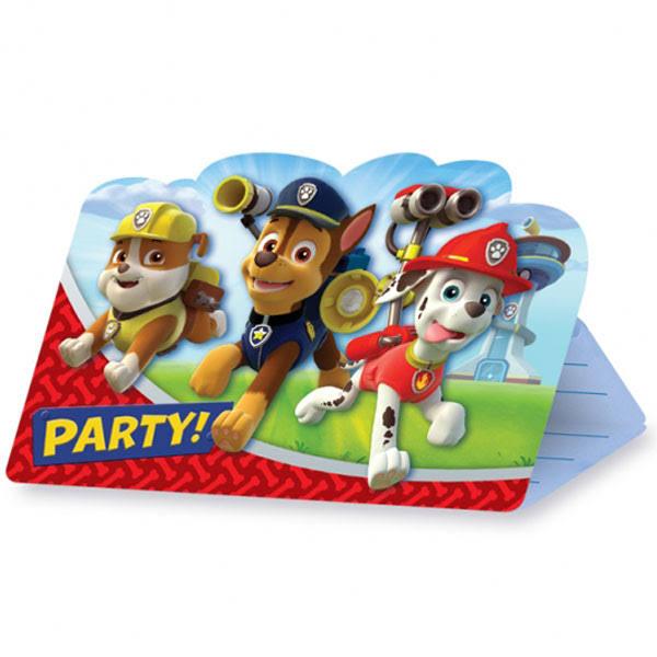 Convites patrulha Pata