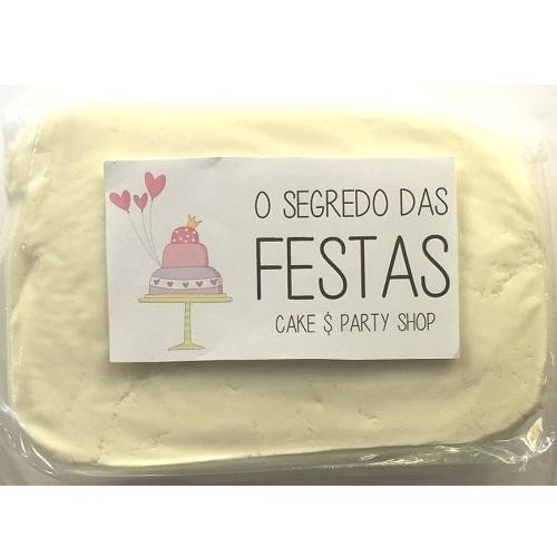 Pasta de Açúcar Branca