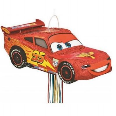 Pinhata 3D Carro Faísca