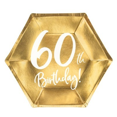 Pratos 60th Birthday