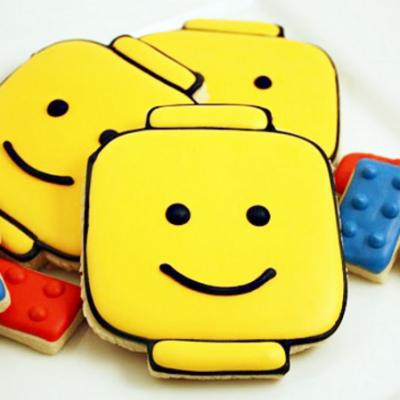 Cortador Lego Cabeça