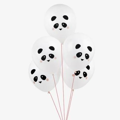 Balões Panda