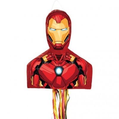 Pinhata 3D Homem de Ferro