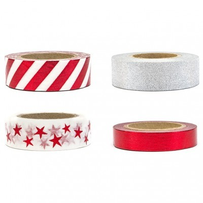 Washi Tape Natal