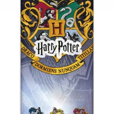 Toalha Harry Potter