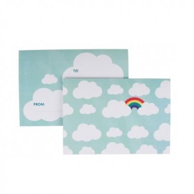Convites Nuvens Menta