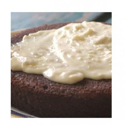 Creme Chocolate Branco Flocos de Côco e Bolachas Rafaello 500gr