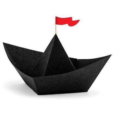 Barcos Piratas Decoração de Mesa