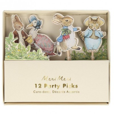Conj. 12 Toppers Peter Rabbit