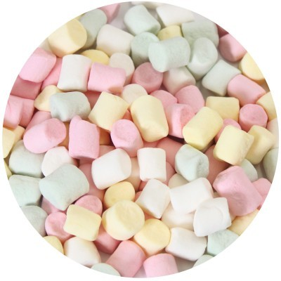 Marshmallows Mini 50g