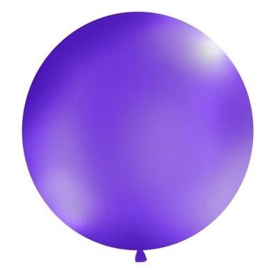 Balão Roxo 90cm Gigante