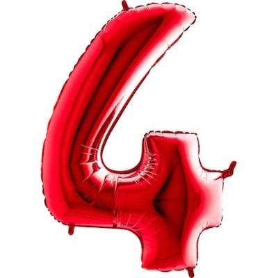 Balão Gigante 4 Vermelho