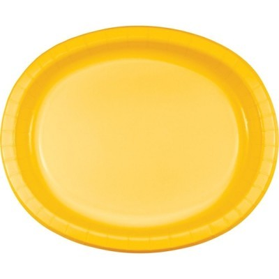 Travessas Amarelo Papel