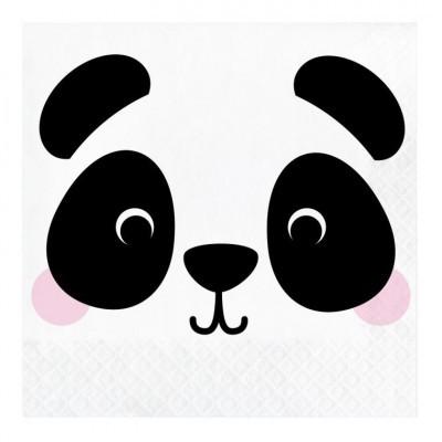 Guardanapos Panda Grandes