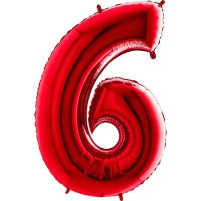 Balão Gigante 6 Vermelho