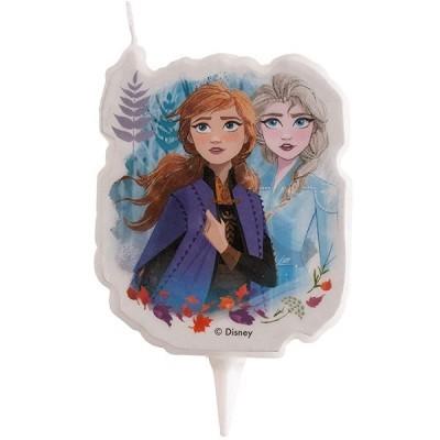 Vela Frozen Anna e Elsa
