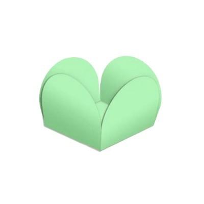 Bases Doces Verde Pastel