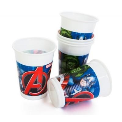 Copos Avengers
