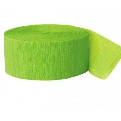 Fita Crepe Verde Lima