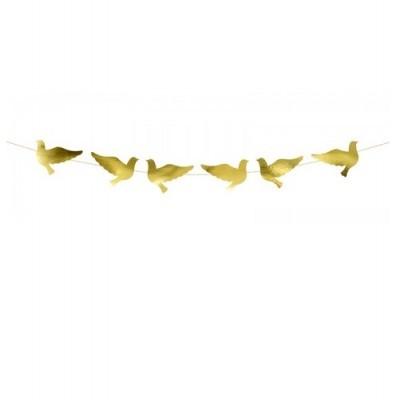 Grinalda Pombas Douradas