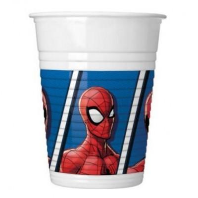 Copos Homem-Aranha