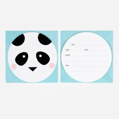 Convites Panda