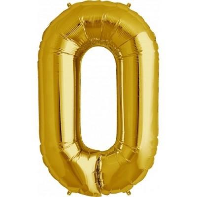 Balão O Dourado