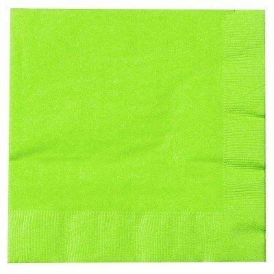 Guardanapos Verde Claro Lisos