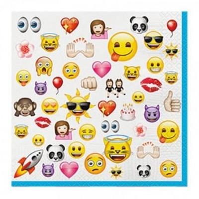 Guardanapos Emojis Grandes