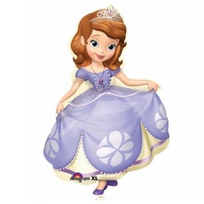 Princesa Sofia Balão Grande