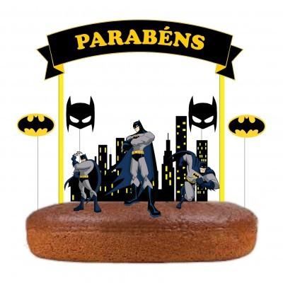Topo Bolo Batman