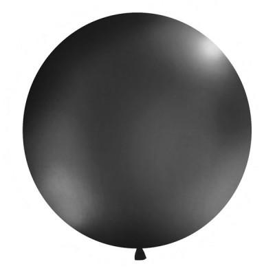 Balão Preto 90cm Gigante