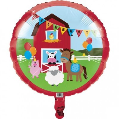 Balão Médio Animais Quinta