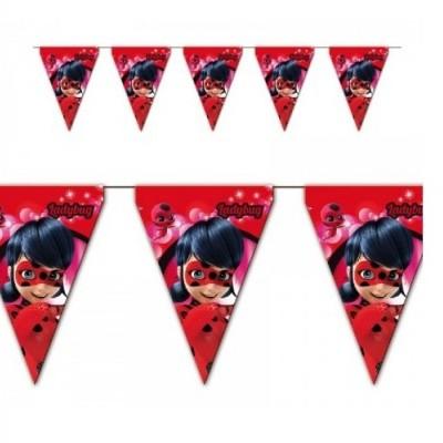 Bandeirolas Ladybug