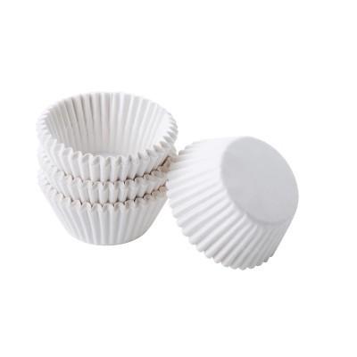 Conj. 200 Mini Forminhas Branco