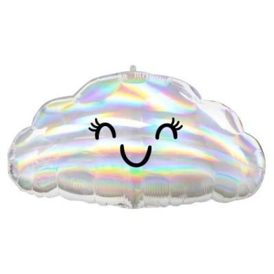 Balão Nuvem Iridiscente