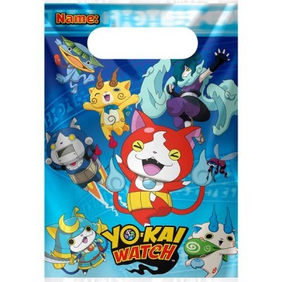 Sacos Yo-Kai Watch