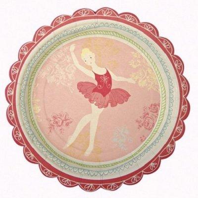 Pratos Bailarina