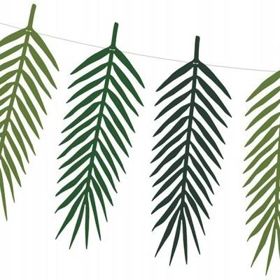 Grinalda Folhas Tropical