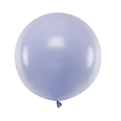 Balão Lilás Pastel 60cm Grande