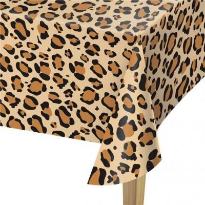 Toalha Animal Print Leopardo