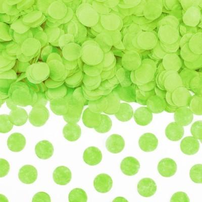 Confetis Papel Verde Claro