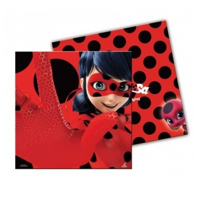 Guardanapos Ladybug