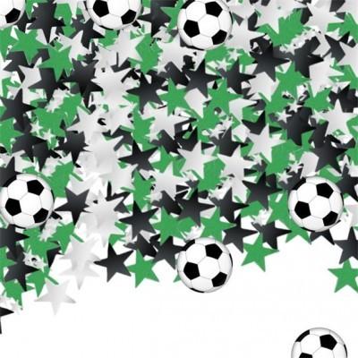 Confetis Futebol
