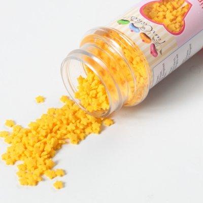 Confetis Açúcar Mini Estrelas