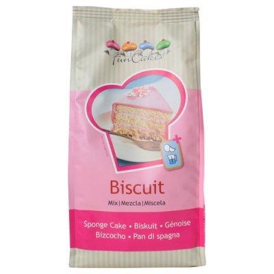 Preparado de Bolo Biscuit 1kg