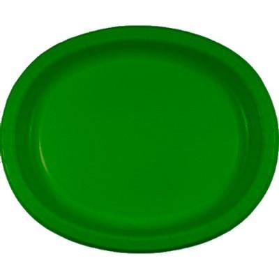 Travessas Verde Papel
